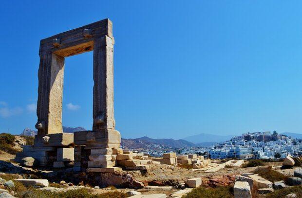 vivere in Grecia a Naxos