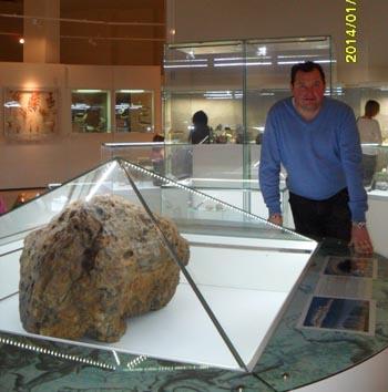 meteorite caduto a chelyabinsk a marzo 2013