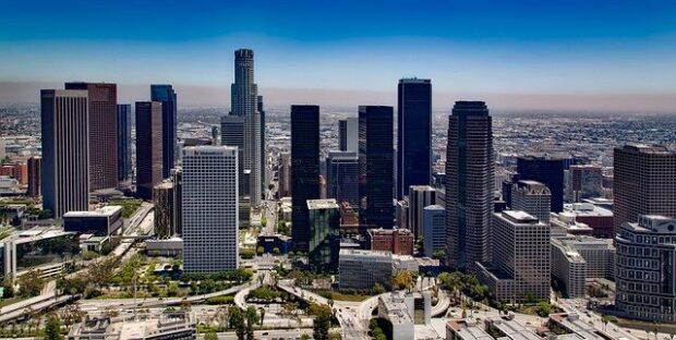 trasloco negli Stati Uniti Los Angeles