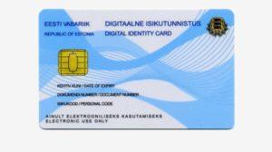 card digitale Estonia LA RESIDENZA DIGITALE IN ESTONIA