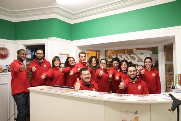 EazyCity Cork team