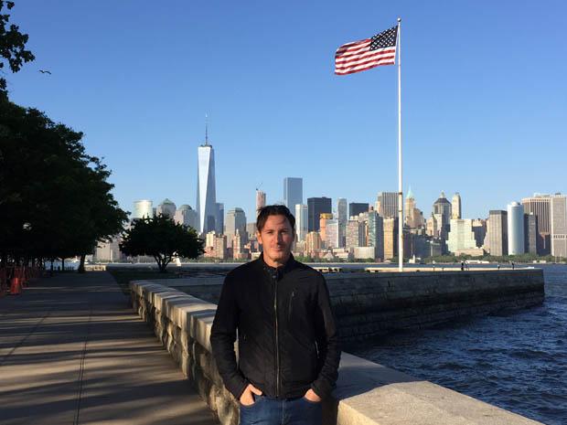 10 DIFFERENZE TRA IL REAL ESTATE AMERICANO E L'IMMOBILIARE ITALIANO New York vista da Ellis Island