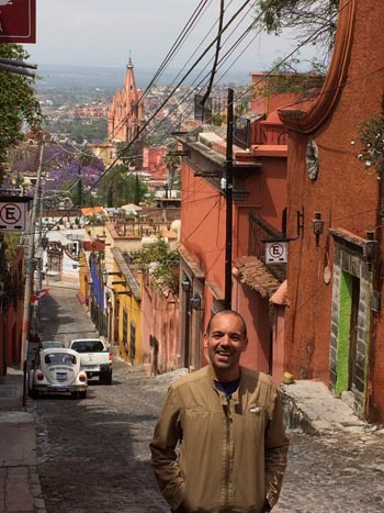 GIUSEPPE SI E' TRASFERITO A VIVERE IN MESSICO A SAN JUAN DEL RIO 3