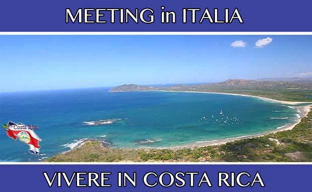 meeting Italia - Vivere in Costa Rica