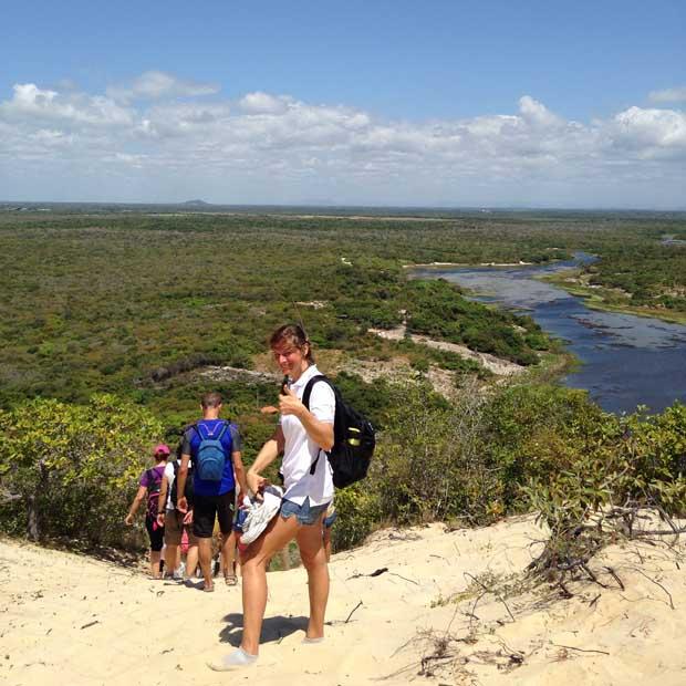 ECO VIAGENS BRASIL Un concetto di turismo sostenibile in Brasile