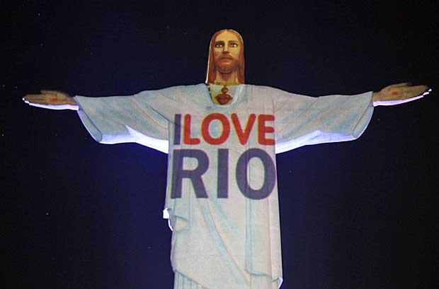 i love Rio - Rio de Janeiro on-line