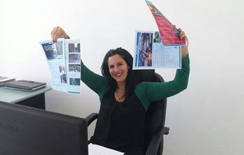 Roberta Todisco Vivere in Albania lavorare in Albania