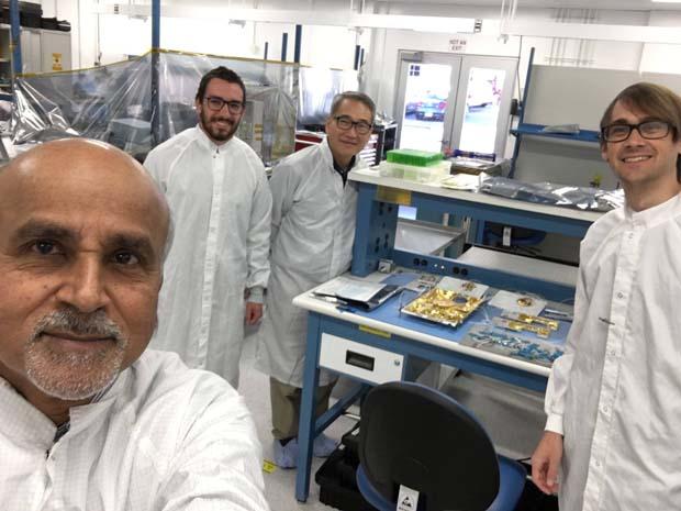 Stafano Cappucci lavorare alla NASA ricercatore italiano