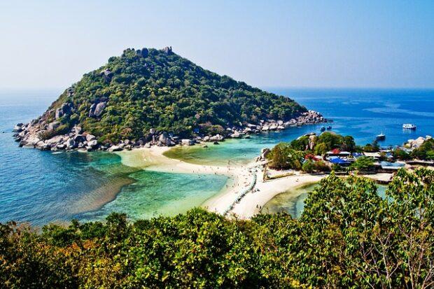 isola migliore per trasferirsi a a vivere in Thailandia Koh Tao