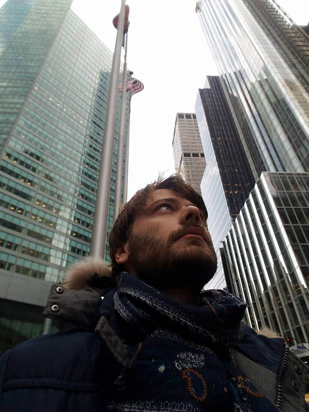 Piero Armenti viaggio a New York