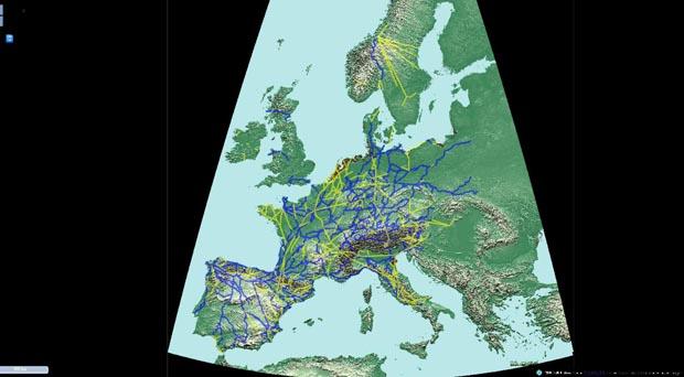 Pilgrim Routes Database