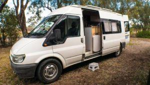 Mollare Tutto e Viaggiare nel mondo a bordo di un van