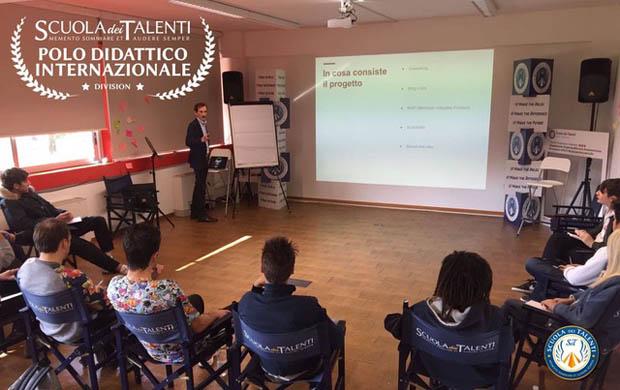 La Scuola dei Talenti prima realtà italiana di Scuola Internazionale Esperienziale