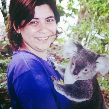 I dolori della giovane koala keeper