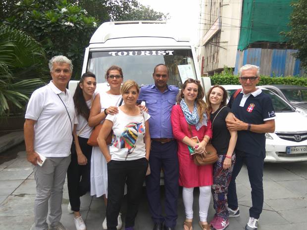 Susanna Trasferirsi a vivere e lavorare in India