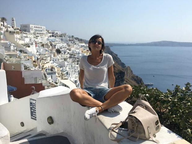 Sonia Chiapello ha scelto di viaggiare e lavorare nei villaggi turistici