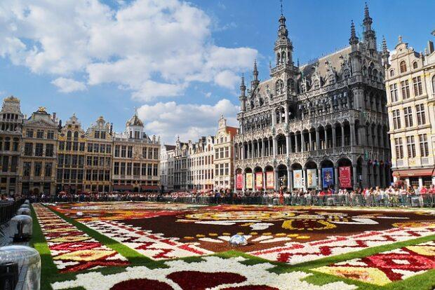 trasferirsi a lavorare e vivere in Belgio