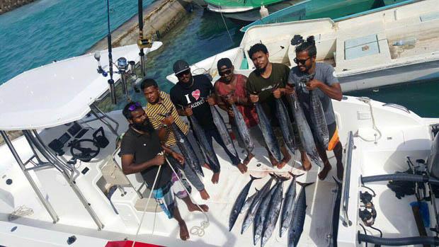 vivere alle Maldive dove lavora in due Guest House