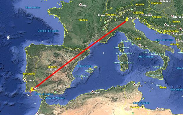 Portogallo è sempre più vicino: dal 6 giugno nuovi voli da Verona per Faro