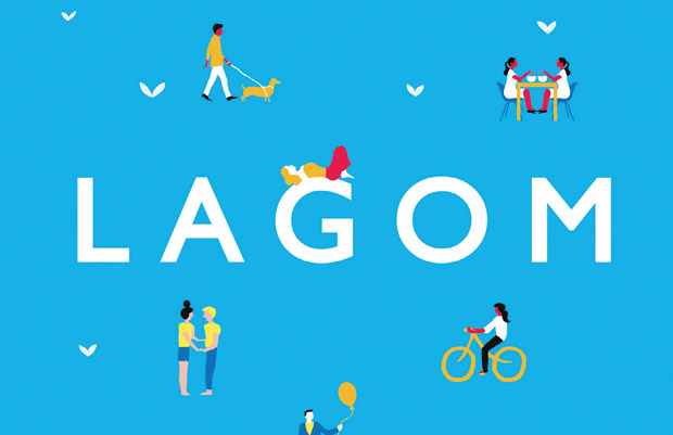 Lagom ricetta svedese per vivere con meno ed essere felici