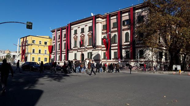 vivere in pensione in Albania
