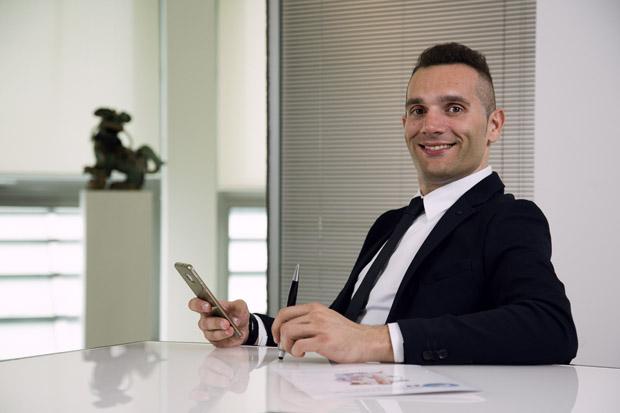 Francesco Lorenti imprenditore nel settore assistenza domiciliare anziani