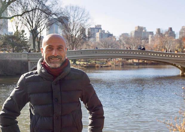Massimo Fabbri, da informatico a Consulente di viaggi online