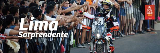 Rally Dakar Peru