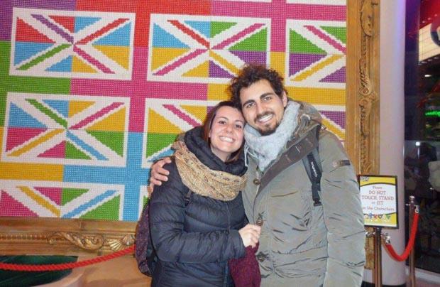 Marta e Manuel, due giovani ragazzi siciliani hanno deciso di lavorare nel mondo dei viaggi