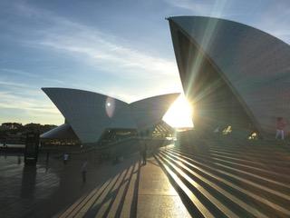 Paolo Gallo si è trasferito a vivere e lavorare a Sydney