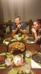 """Giancarlo e Alessandra hanno aperto """"Casa Barbara"""" un residence in Repubblica Dominicana"""