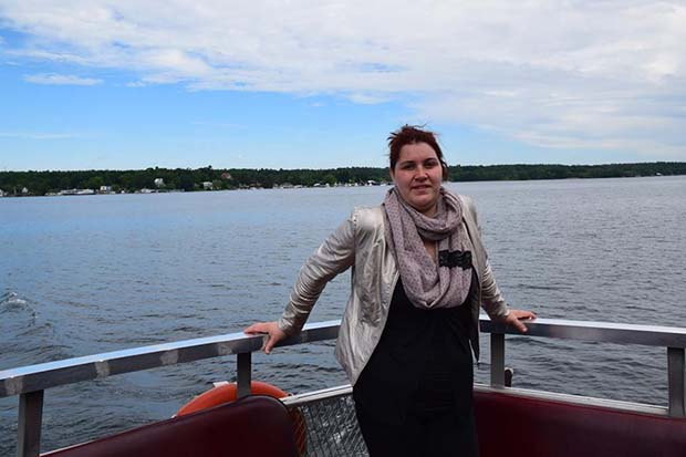 Martina ci racconta la sua vita di mamma e Consulente di Viaggi Online