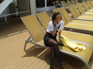 Come trovare lavoro sulle navi da crociera e poi trasferirsi a vivere all'estero Sara ci racconta come ha fatto a mollare tutto e cambiare vita