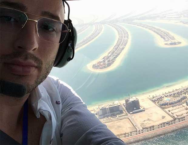 Daniele di Falcon Advice per Investire a Dubai e Trasferirsi a Dubai negli Emirati Arabi Uniti