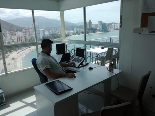 Trasferirsi a vivere in Colombia: Daniele