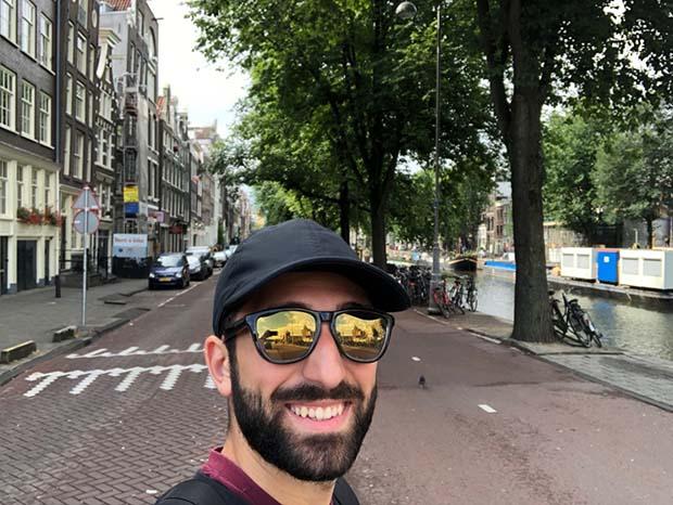 Michele - percorso imprenditoriale nel mondo dei viaggi