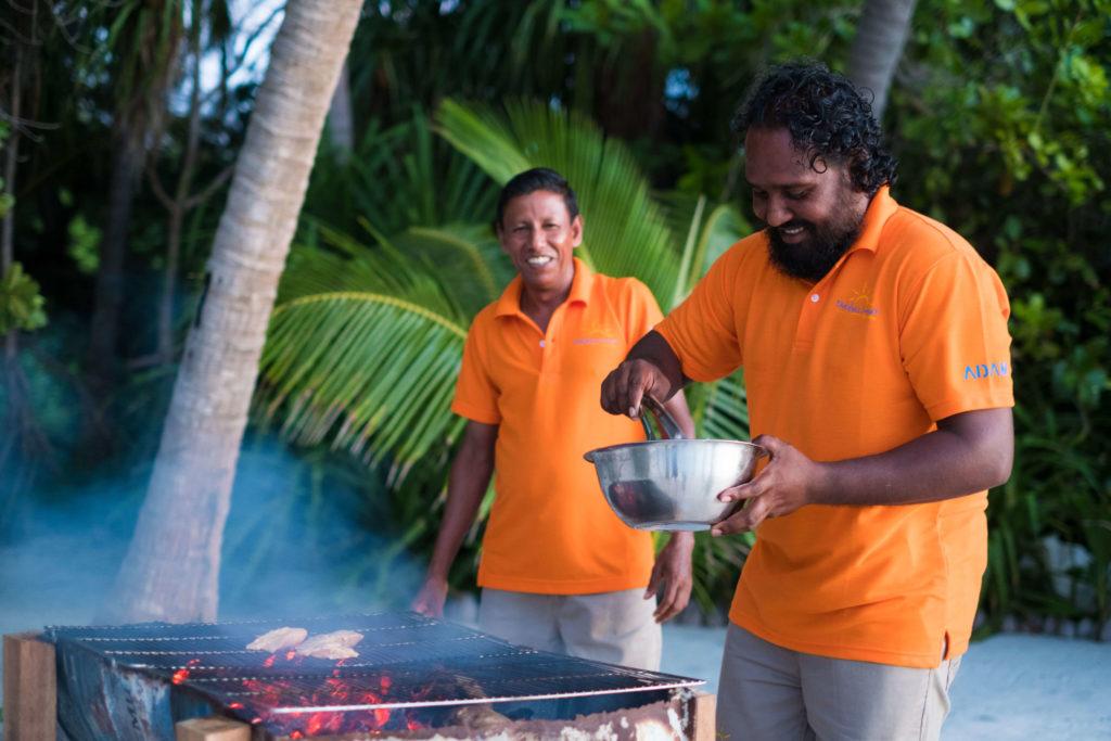 Come mollare tutto e aprire una guest house alle Maldive