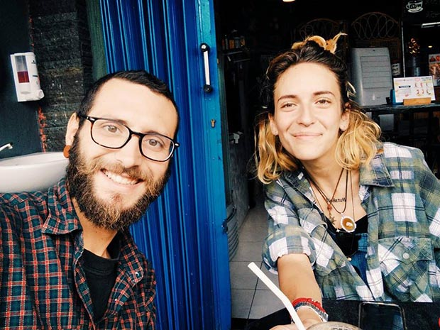"""Anna e Matteo hanno fatto del """"Wanderlust"""" il loro stile di vita"""