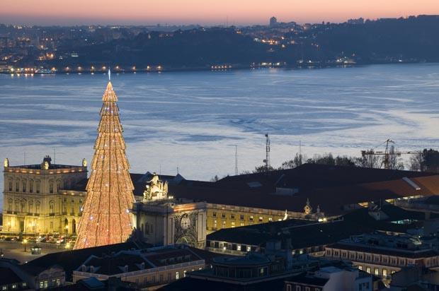 Ponte di Ognissanti e Festa dell' Immacolata 2018 a Lisbona