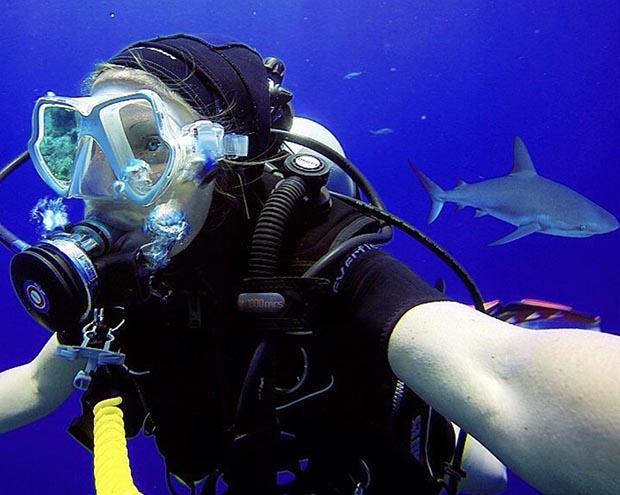Emiliana, subacquea, responsabile marketing e ora anche Consulente di Viaggi