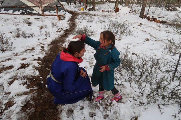 Una vita in viaggio Mongolia