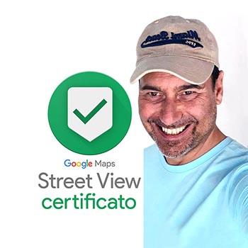 Massimo Dallaglio Fotografo certificato Google Street