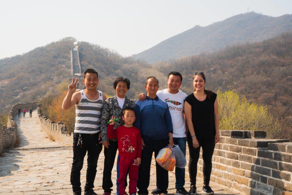 Viaggio in solitaria in Cina, Find me in Asia
