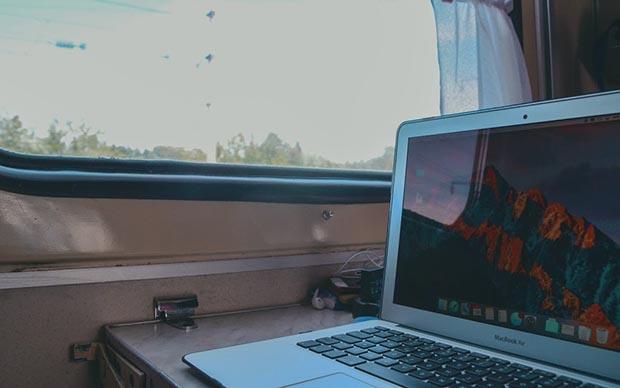 Il mito del nomade digitale