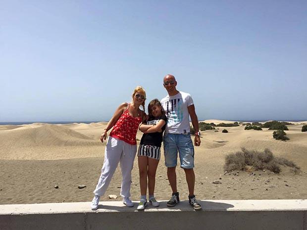 Claudio Audano ci spiega perchè si è trasferito a vivere a Gran Canaria