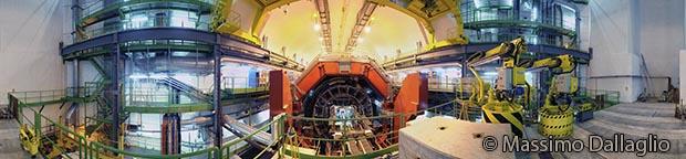 CERN Alice experiment © Massimo Dallaglio