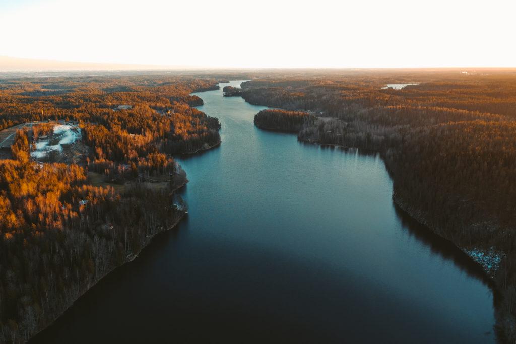 Angelo Meloni, Nuuksio, Finlandia - ci parla della sua vita da Content Creator