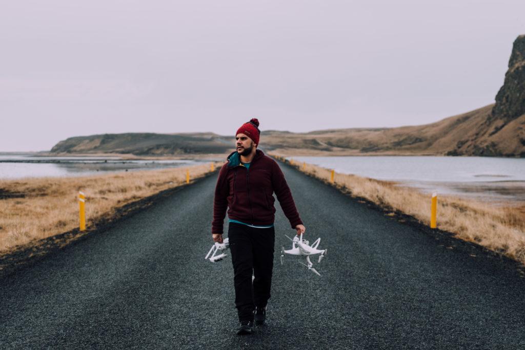 Angelo Meloni, Islanda - ci parla della sua vita da Content Creator