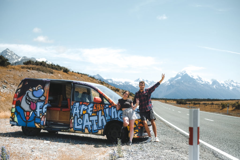 The Nomad Happiness - Nuova Zelanda e Australia in van -  la storia di due viaggiatori a tempo determinato