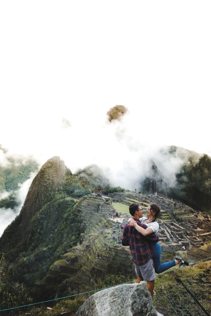 The Nomad Happiness - Machu Picchu -  la storia di due viaggiatori a tempo determinato
